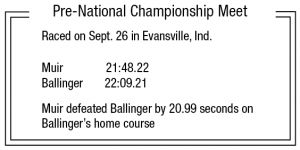 Pre-National Championship Meet
