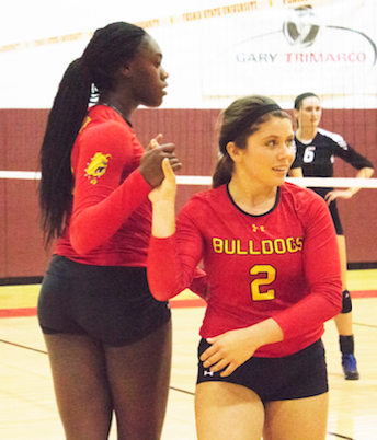 After a tough start to the 2016-2017 season, the Ferris State volleyball team is catching traction with four straight wins and stands at 8-5 overall.