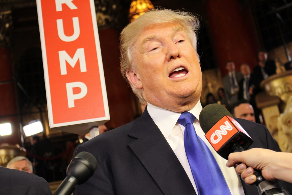 Republican candidate Donald Trump has been declared the winner of the 2016 election and will succeed Barack Obama as America's 44th president.